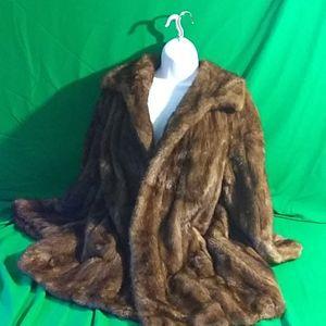 Koslow's fort worth vintage womens fur coat
